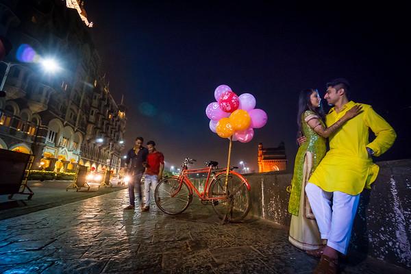 Gaurav & Kruti Wedding Mumbai