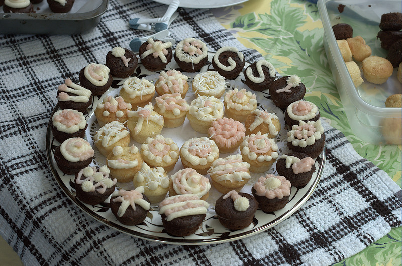 The amazing Bakhache cupcakes
