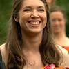 Margaux, the 4th bridesmaid arrives