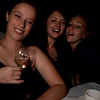 Emilie, Danielle and Karen with their best drunk faces on (Karen wins, again pre-drinking)