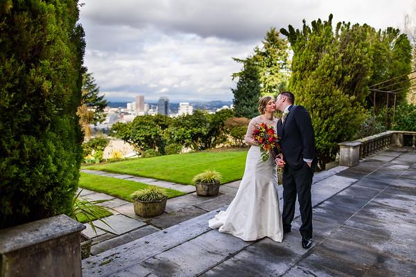 Geoff and Liz Wedding