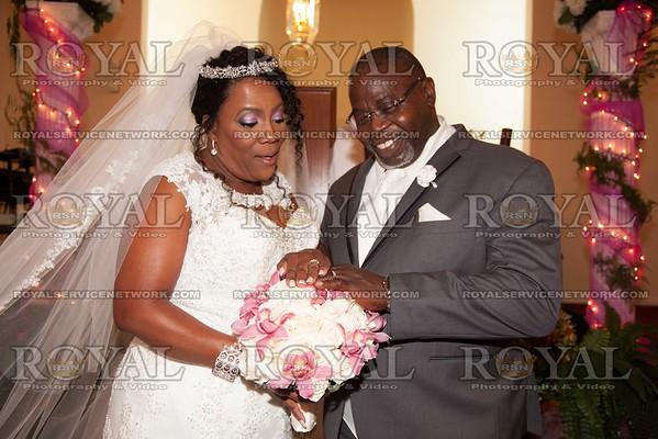 George & Christina Wedding Main