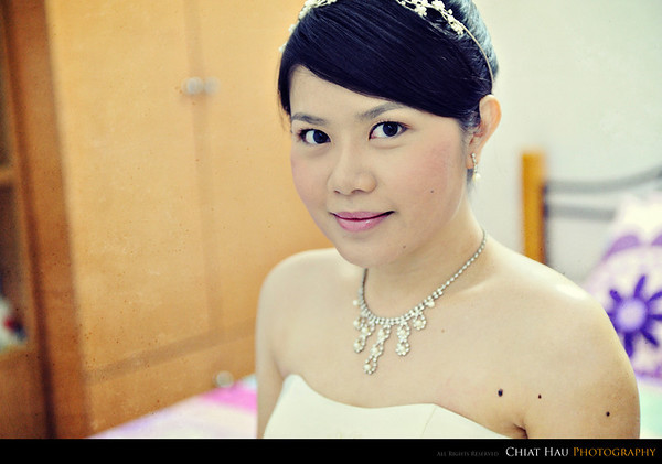 OK... she is ready now... cheers Fang Ying