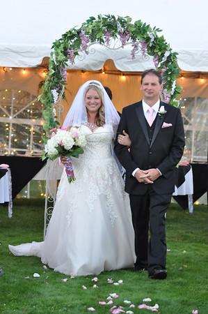 George & Serena Wedding