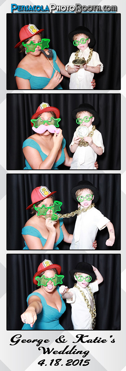 George & Katie's Wedding 4-18-2015