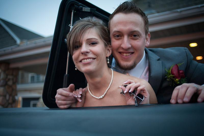 Adam and Ashley Gilbert