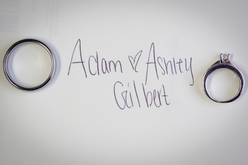 Adam and Ashley Gilbert