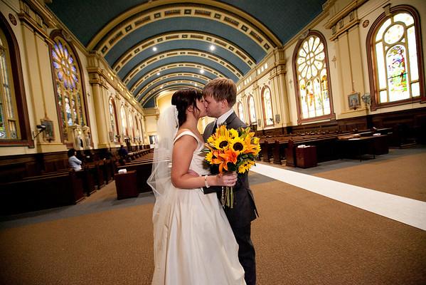 Gina and Aaron's Wedding