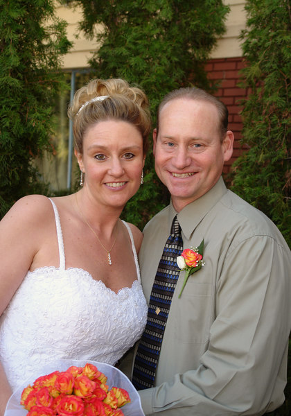 Gina and Darrell