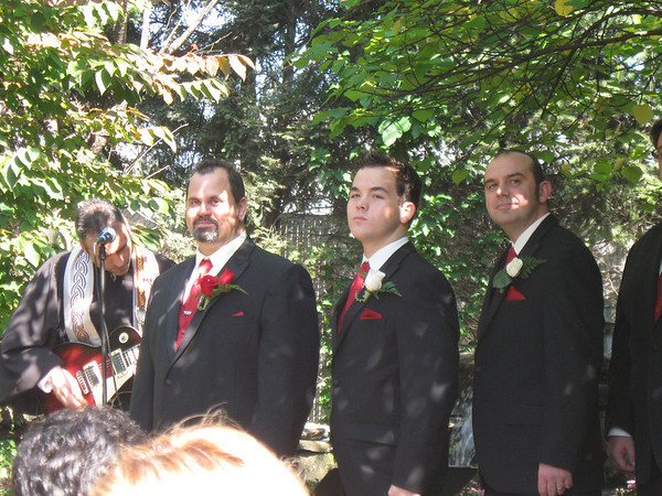 Gina and Lenny Asaro Wedding