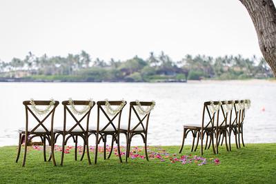 Kikaua Pt Wedding © Karen Loudon photography