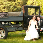 Girdwood Wedding: Erica & Ken at Crow Creek Mine by Joe Connolly