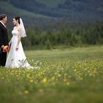 Girdwood Wedding: Paige & Michael at Moose Meadows