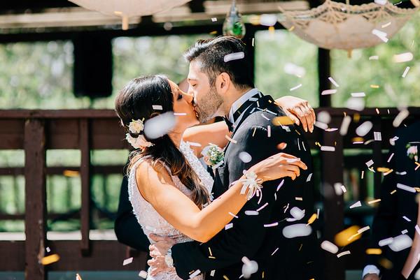 Giselle and Peyman's Wedding