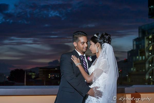 Gizelle & Jaleel Wedding