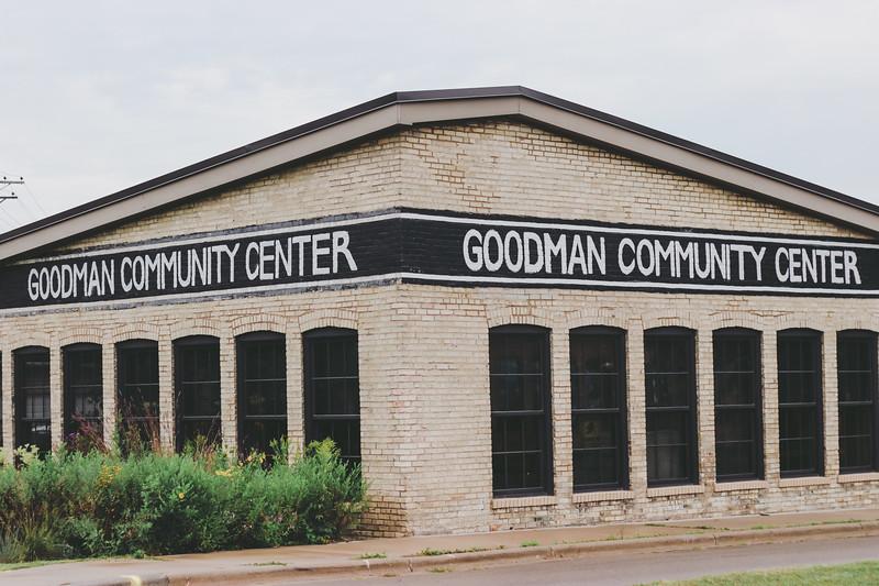 Goodman Center Wedding Madison, WI
