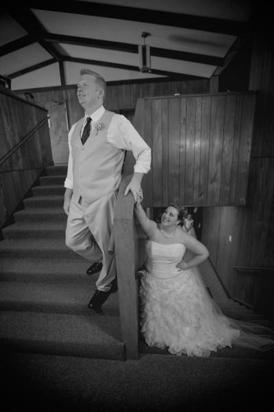 Derrick and Barbara Gordon