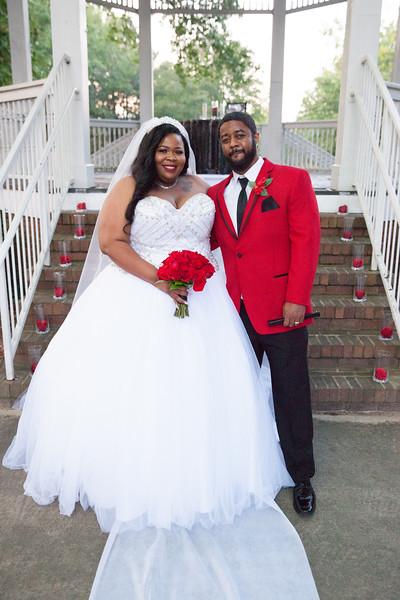 Gordy-Weaver Wedding
