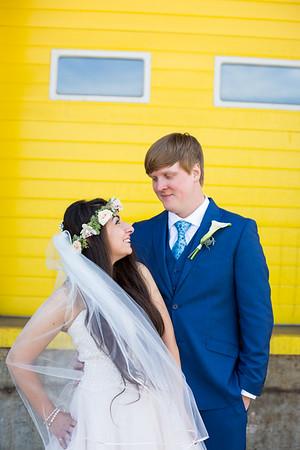 Gracie & Josh {wedding day}