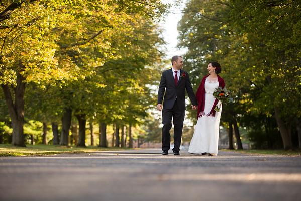 Kendra + Brian at Grand Geneva (Oct. 17, 2015)