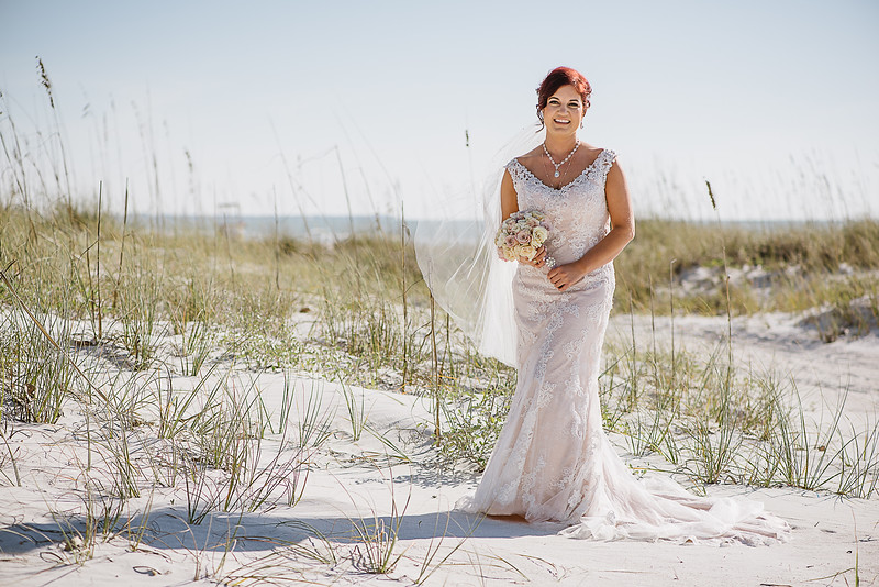 Grand Plaza St Pete Beach Wedding