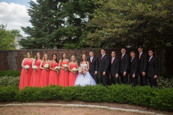 Bridal Party Garden