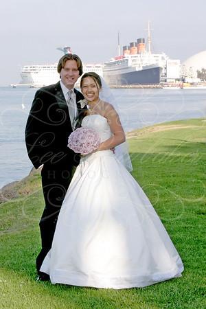 Greg & Ises at the Long Beach Coast Hotel