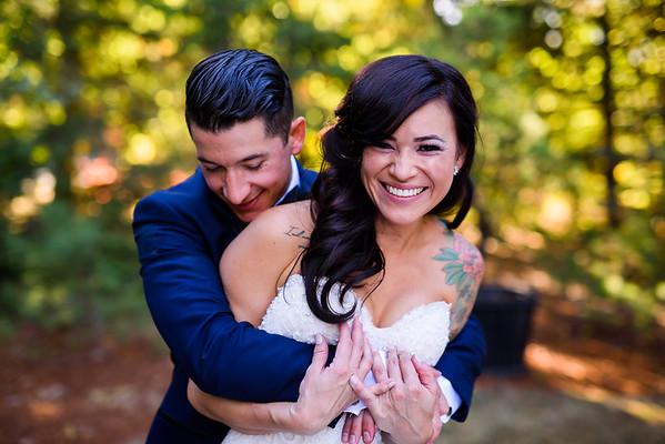 Greg and Amber Wedding