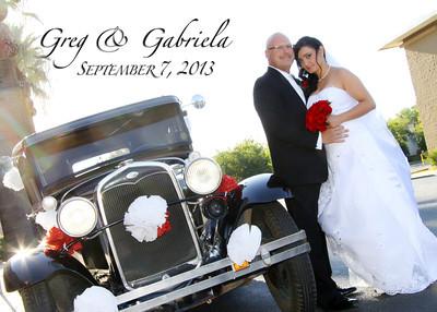 Greg & Gabriela