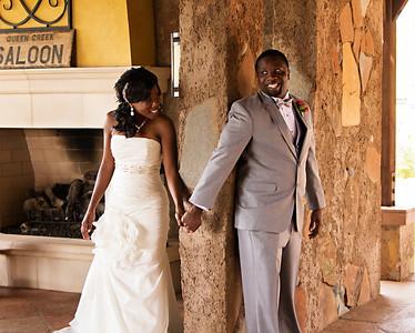 Gretchen & Nate's Wedding Day