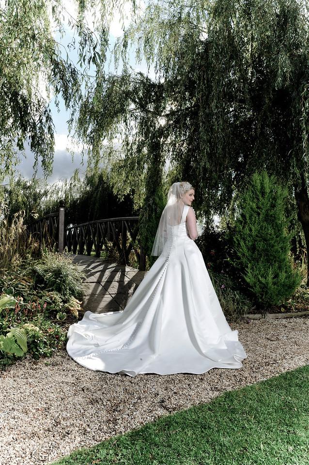 Grosvenor Pulford Hotel Wedding Photographer