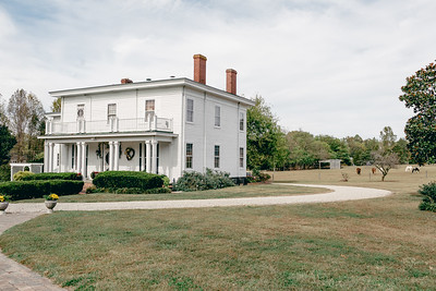 Heirloom Wedding Photography | Grubbs Wedding at the Dellwood Plantation by Sarah Duke Photography