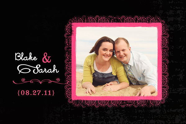 Blake & Sarah guestbook