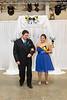 Wedding dinner for Cheryl Gunner and Xavier Hookimaw at the Moosonee Arena 2015 September 19th.