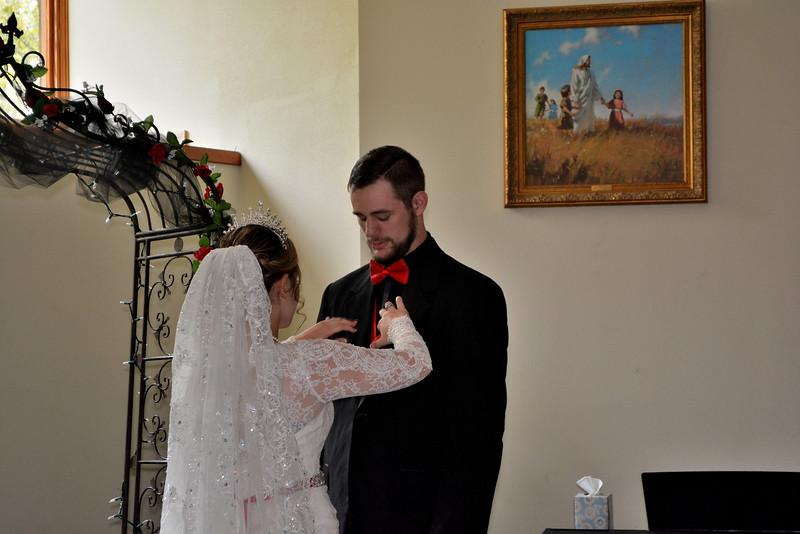 Haddock Wedding