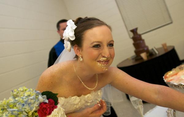 Hagan Wedding - Reception
