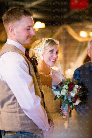Hall-Bollom Wedding