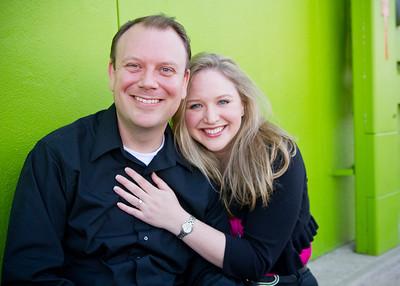 Hallie & Austin - Engagement Session