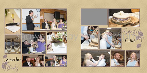 Hannah and Greg Wedding Album- rough draft 011 (Sides 19-20)
