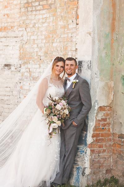 Hannah & Hunter Wedding