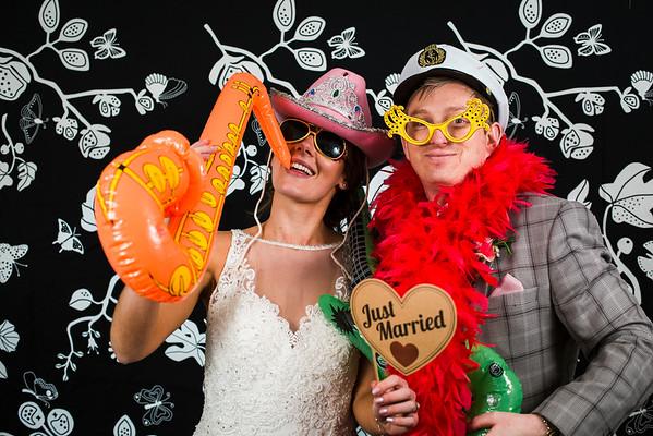 Hannah & Mike Photobooth