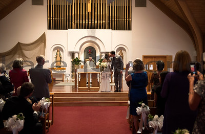 Harvey-Dargon Wedding 2016