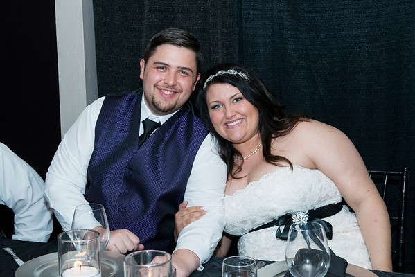 Brandon & Danielle ~ Reception