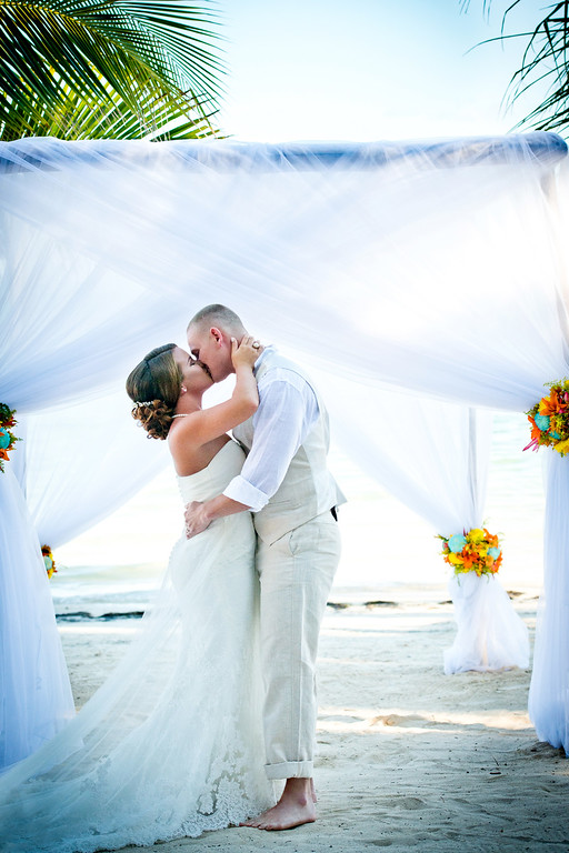 Hayley & Lukas - Wedding - Belize - 8th of October 2016