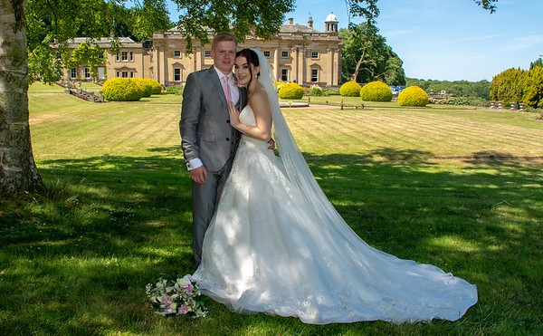 Hayley and Mathew Wedding  St James Church & Wortley Hall