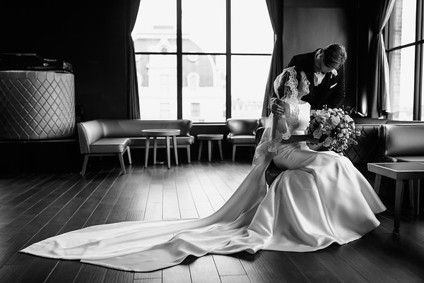 Haylie + Paul // W Hotel, Washington, D.C