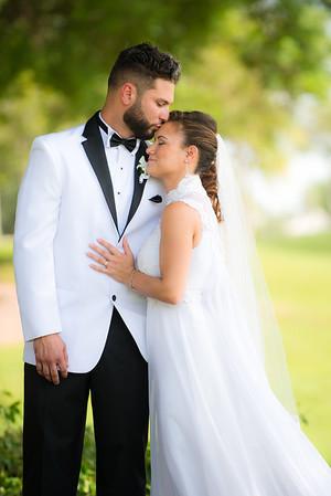 Heather & Allan's Wedding Day