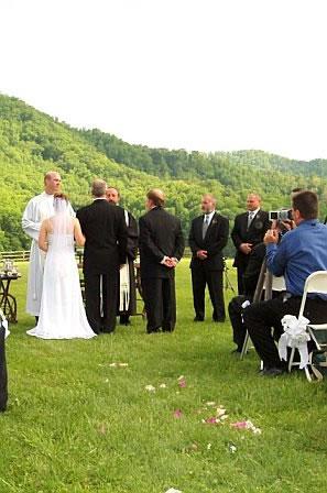 Heather & Mark Merritt Wedding