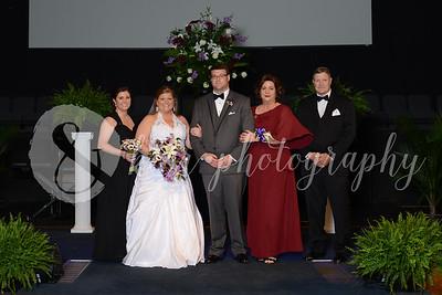 Heather & Tom | Northside Baptist Church, Springhill Country Club, Tifton, GA
