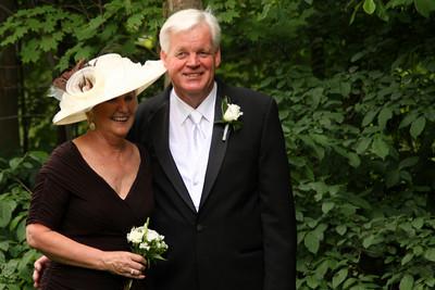Liz and Hank - Chagrin Falls, OH ... July 4, 2009